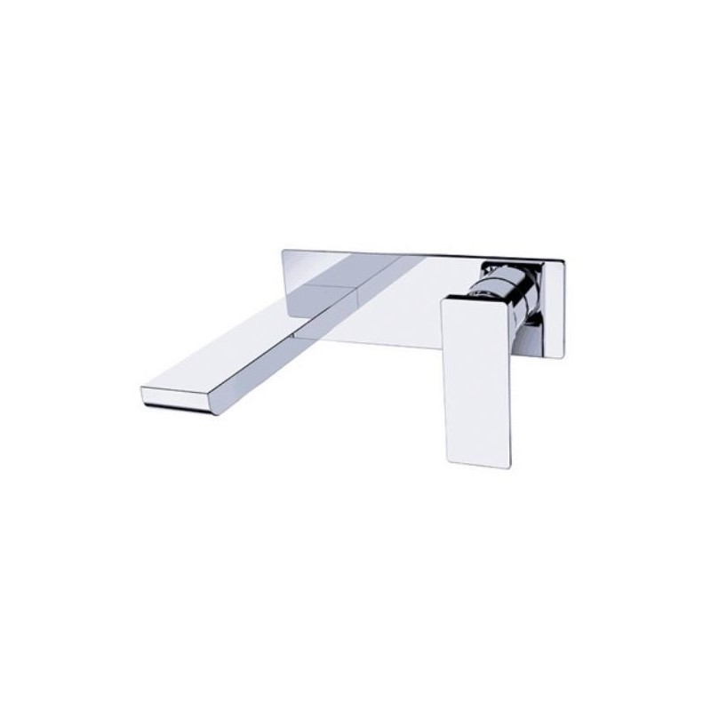 Astra Wall Mixer with spout