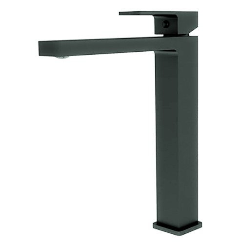 Nero Celia Tall Basin Mixer Black