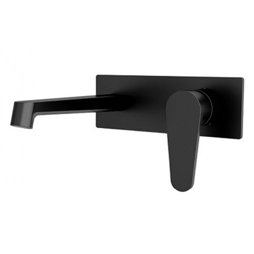 Nero Victor Wall Mixer Black