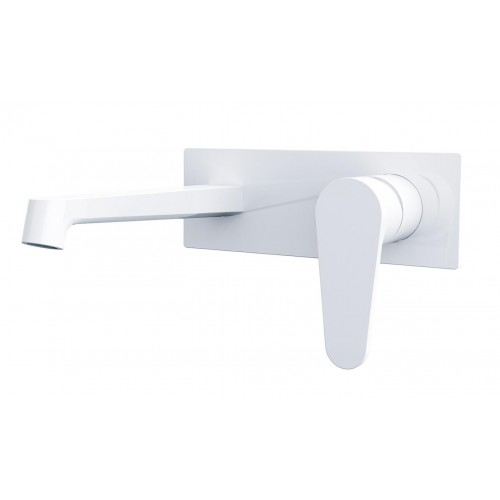 Nero Victor Wall Mixer White