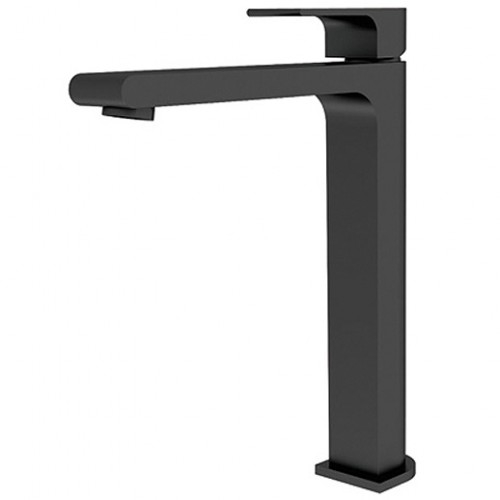 Nero Vitra Vessel Basin Mixer Matte Black