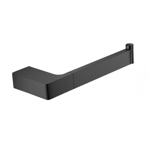 Nero Celia & Vibe Toilet Roll Holder Black