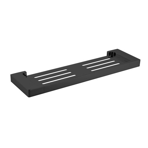 Pearl/Vitra Metal Shelf Matte Black