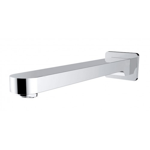 Nero Ecco Bath Spout Chrome