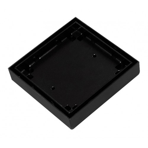 Phoenix Tile Insert Drain 130mm/Outlet 90mm/Matte Black