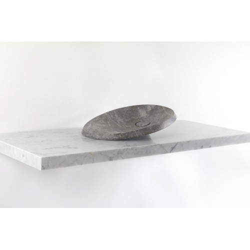Modeo Emperador Grey Marble Basin