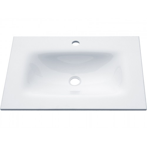 Mambo Phoenix Stone 600 Tempered Glass Basin Top