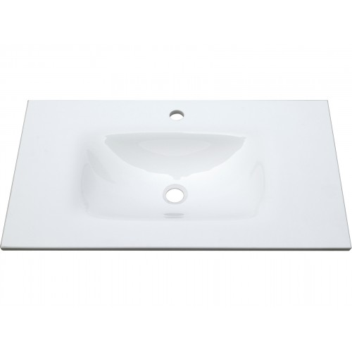Mambo Phoenix Stone 750 Tempered Glass Basin Top