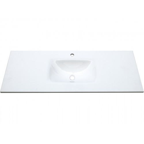 Mambo Phoenix Stone 1200 Tempered Glass Basin Top