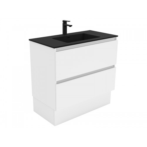 Montana 900 Solid Surface Top Quest Cabinet/Kickboard