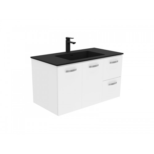Montana 900 Solid Surface Top Universal Wall Hung Cabinet