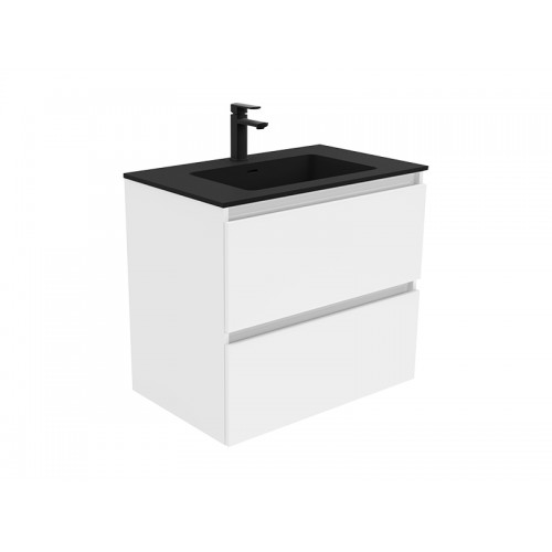 Montana 750 Solid Surface Top Quest Wall Hung Cabinet