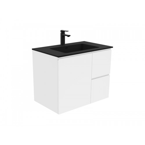 Montana 750 Solid Surface Top Fingerpull Wall Hung Cabinet