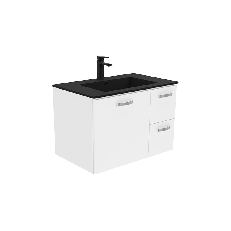 Fienza Montana 750 With Universal Wall Hung Cabinet