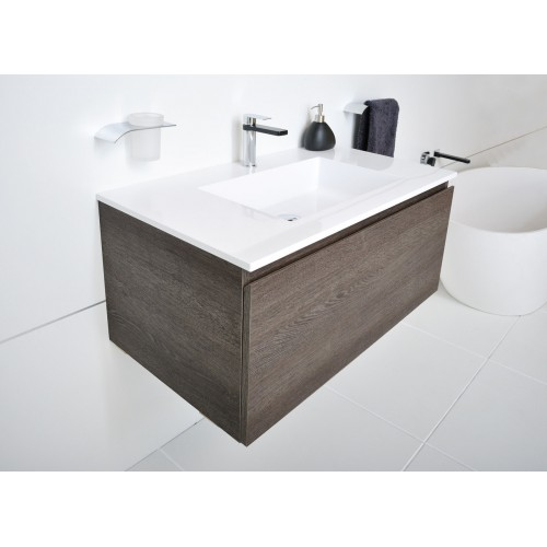 ADP Summer 900 All Drawer Vanity with Centre Bowl