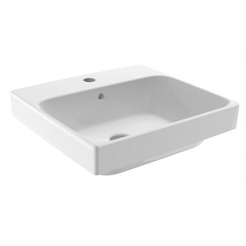 JohnsonSuisse Gemelli 450 Rectangular Semi-Inset Counter Top Vessel