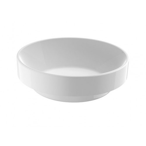 JohnsonSuisse Gemelli Round Semi-Inset Counter Top Vessel