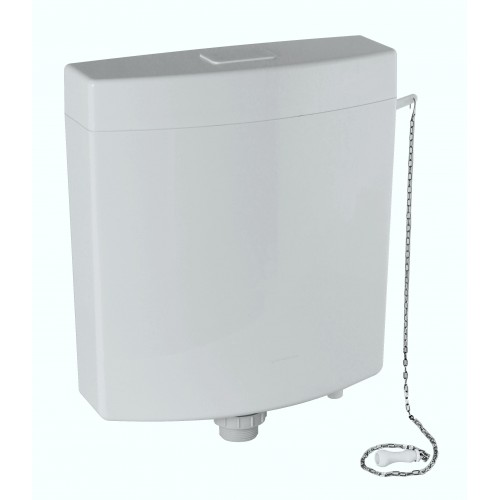 JohnsonSuisse Life Pull Chain Urinal Cistern