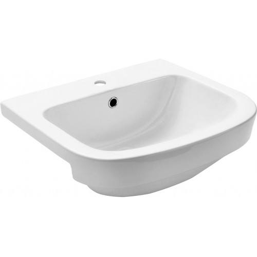 Life/Heart Assist Semi Recessed Basin