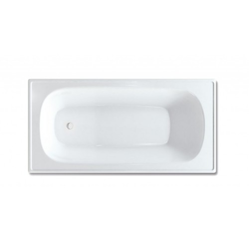 Decina Giorgia 1500 Pressed Metal Bath