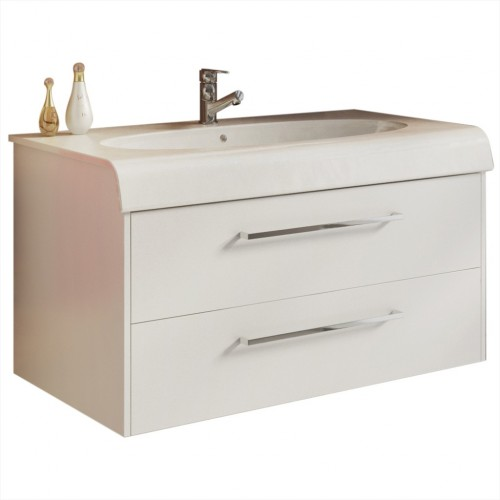Timberline Andorra 1000 Wall Hung Vanity