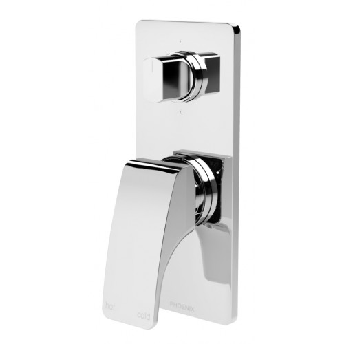 Phoenix Rush Shower Bath Mixer/Diverter