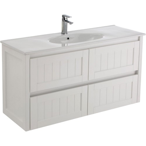 Fienza Hamton 1200 with Rotondo basin-top