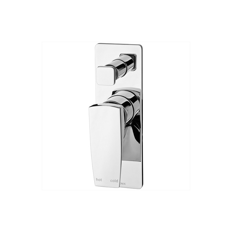 Phoenix Argo Shower Bath Mixer with Diverter