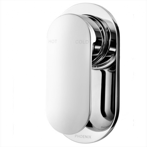 Phoenix Cerchio Shower Bath Mixer/Chrome