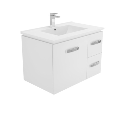 Fienza Dolce 750 Universal Wall-Hung Vanity