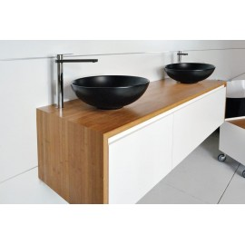 Buy Bamboo Top Vanities Online, Sydney - Bathroom Tech