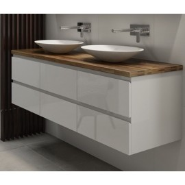 Timberline Hardwood Top Vanities