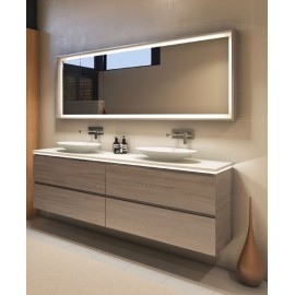 Timberline Stone Benchtop Wall Hung Vanities