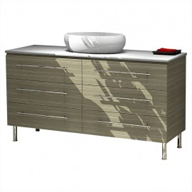 Timberline Stone Top Floor Vanities