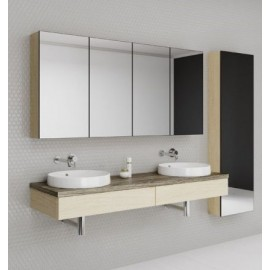 Timberline Solid Surface Top Vanities