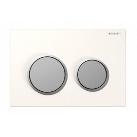 Kappa Under Counter Button & Excess Plate