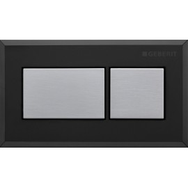 Sigma/Kappa Pneumatic Square Buttons/Inwall Or Vanity