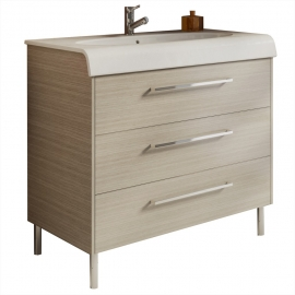 Best Ceramic Top Floor Vanities - Bathroom Tech