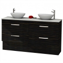 Stone Bench Top Floor Vanities
